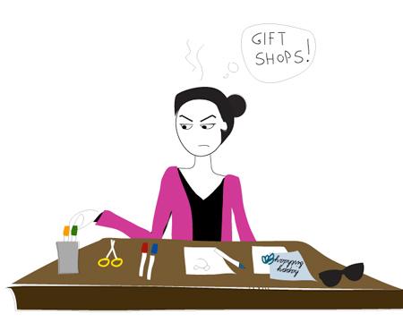 Gift Shops!