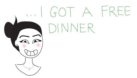 free-dinner