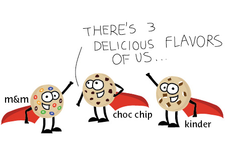 7-flavours